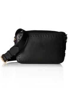 Cole Haan Payson Leather Camera Crossbody Shoulder Bag