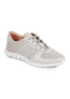 Cole Haan Perforated Lace-Up Sneakers
