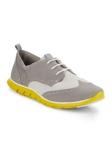 Cole Haan Perforated WingtipToe Sneakers