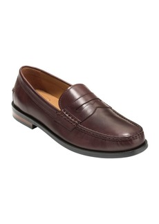 Cole Haan Pinch Friday Leather Penny Loafers