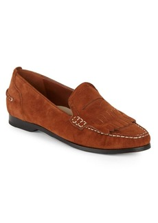 Cole Haan Pinch Leather Slip-On Loafers