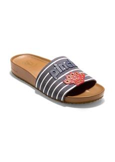 Cole Haan Pinch Montauk Lobster Slide Sandal (Women)
