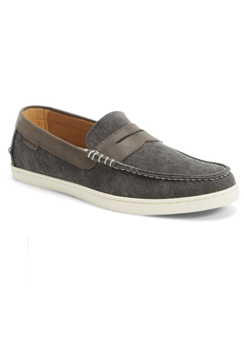 Cole Haan 'Pinch Weekender' Canvas Penny Loafer (Men)