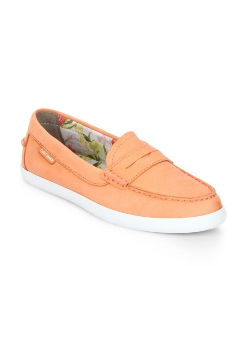 Cole Haan Pinch Weekender Nubuck Loafers