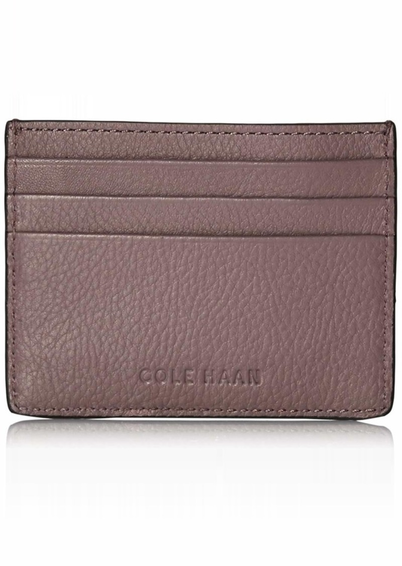 Cole Haan Piper Card CASE twighlight mauve