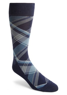 Cole Haan Plaid Socks (3 for $30)
