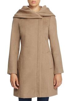 Cole Haan Portrait Collar Coat