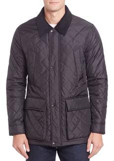 Cole Haan Quilted Coat