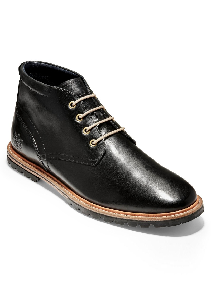 Cole Haan Raymond Grand Water Resistant Chukka Boot (Men)