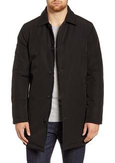 Cole Haan Reversible Quilted Mac Coat