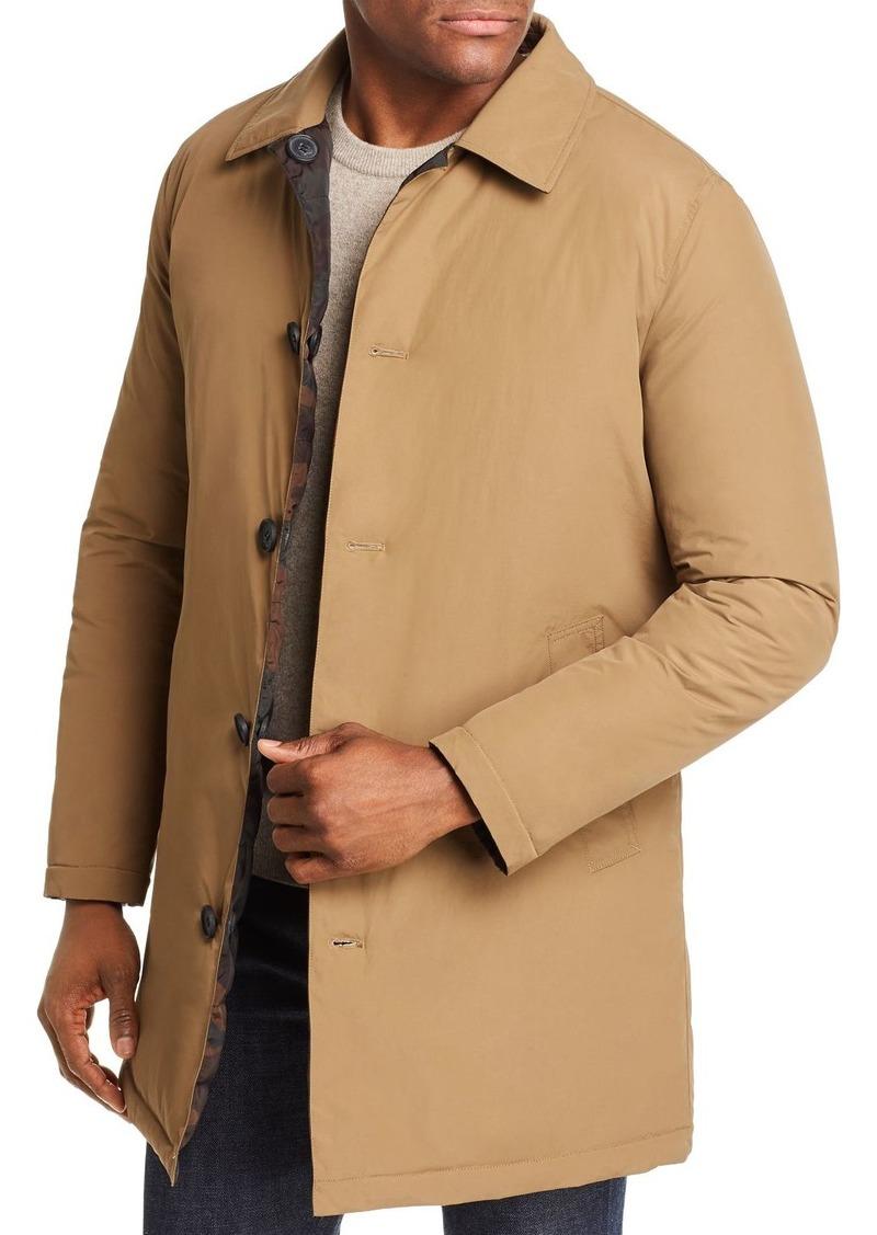 Cole Haan Reversible Quilted Mac Jacket