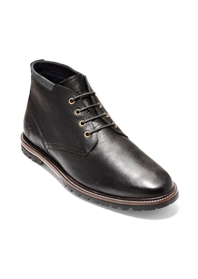 Cole Haan Ripley Grand Chukka Leather Boots