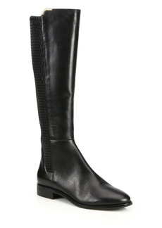 Cole Haan Rockland Leather Knee-High Boots