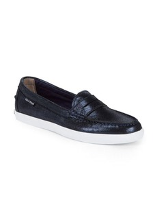 Cole Haan Round Toe Loafers