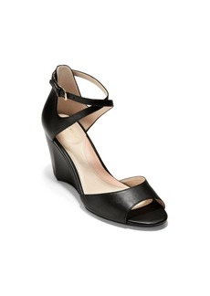Cole Haan Sadie Grand Open Toe Wedge Sandals