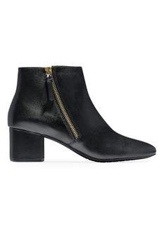 Saylor Grand Leather Booties