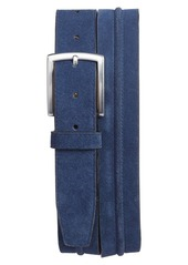 Cole Haan Seam Detail Leather Belt