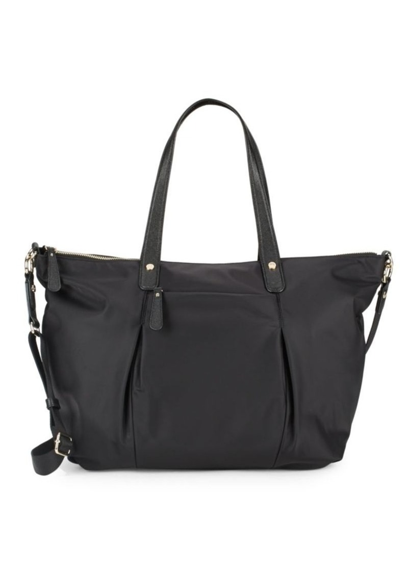 Cole Haan Selina Leather-Accented Tote