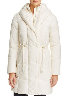 Cole Haan Shawl Collar Coat