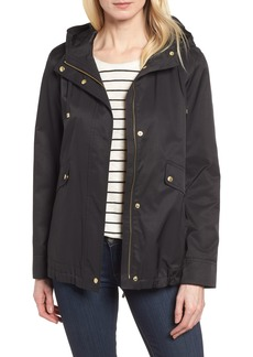 Cole Haan Signature A-Line Jacket with Hood