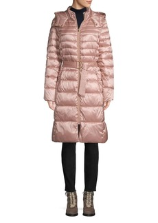Cole Haan Signature Belted Puffer Jacket