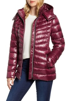 Cole Haan Signature Chevron Quilted Down Jacket