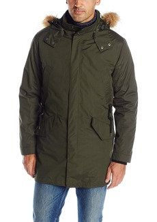 Cole Haan Signature Men's 3-in-1 Anorak with Removeable Hood
