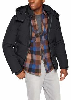 Cole Haan Signature Men's Short Down Jacket with Hood  XL