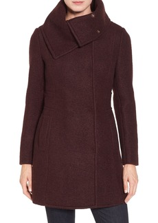 Cole Haan Signature Oversize Collar Coat