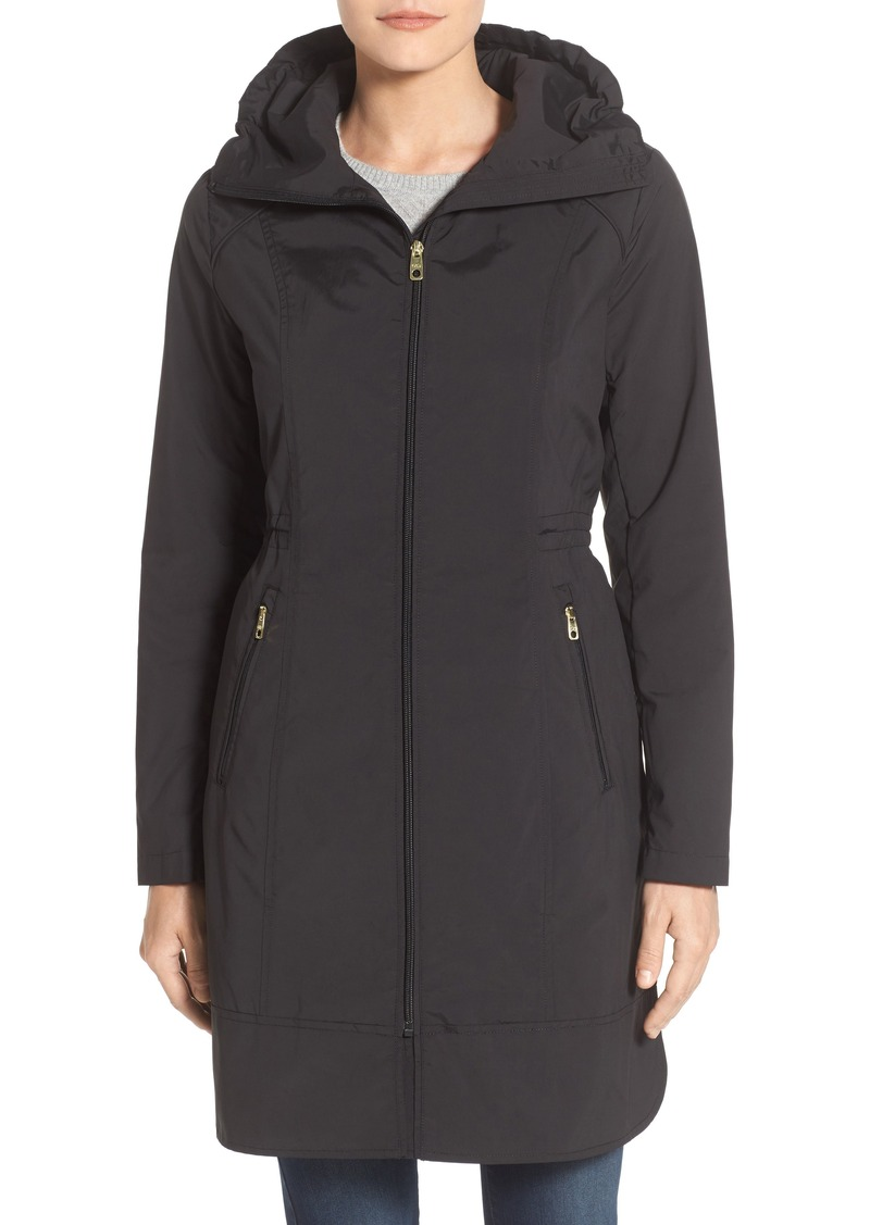 Cole Haan Signature Packable Rain Jacket