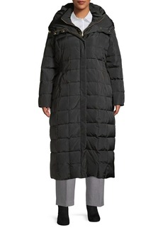 Cole Haan Signature Plus Down Quilted Puffer Coat