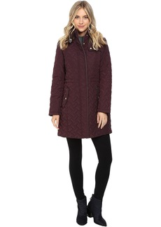 Cole Haan Signature Quilted Parka