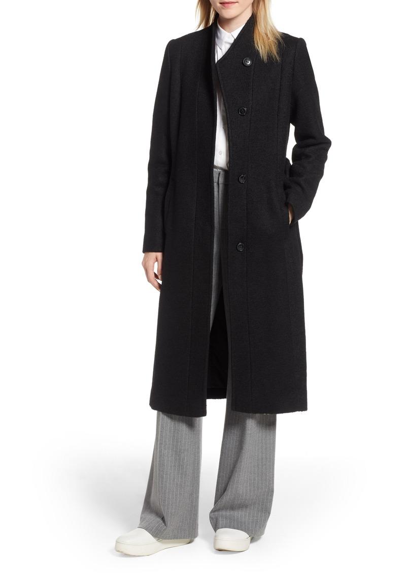 Cole Haan Signature Woven Coat