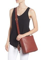 d5152d90194 Cole Haan Cole Haan Small Zoe Leather Bucket Crossbody Bag   Handbags