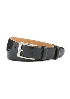 Cole Haan Spazzolato Leather Belt