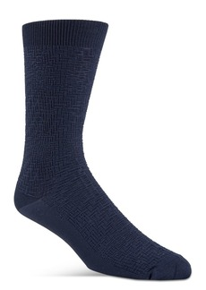 Cole Haan Stagger-Knit Socks