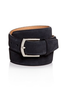 Cole Haan Men's Suede Belt