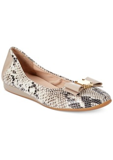 Cole Haan Tali Bow Ballet Flats Women's Shoes