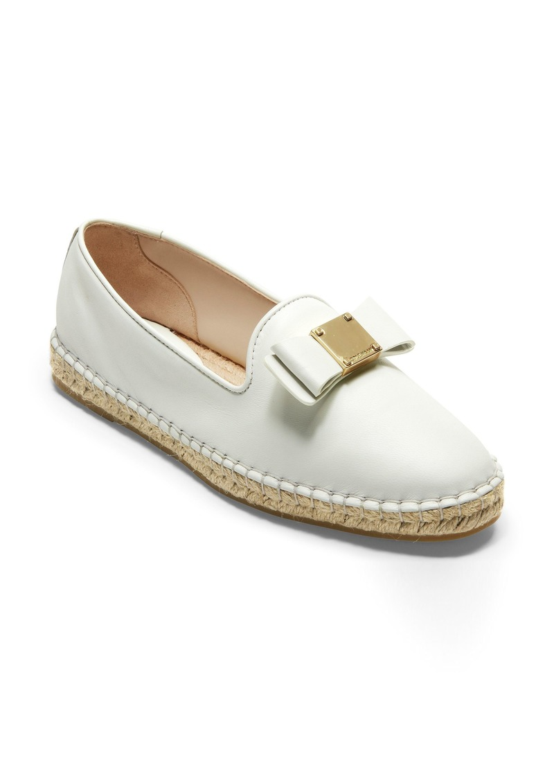 a4dd811bacd Cole Haan Cole Haan Tali Bow Espadrille Flat (Women)