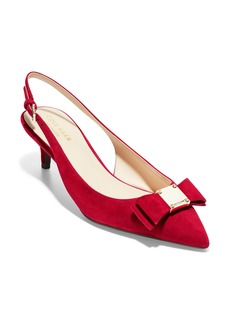 Cole Haan Tali Bow Slingback Pump (Women)