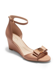Cole Haan Tali Bow Wedge Sandal (Women)