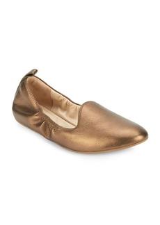 Cole Haan Tali Metallic Ballet Flats
