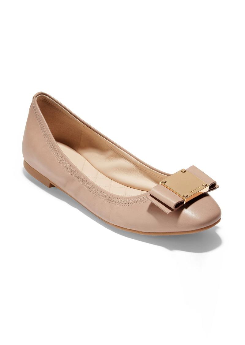 9fd888a33ee2 Cole Haan Cole Haan Tali Modern Bow Ballet Flat (Women)