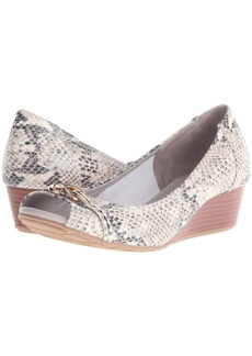 Cole Haan Tali Open Toe Knot Wedge 40
