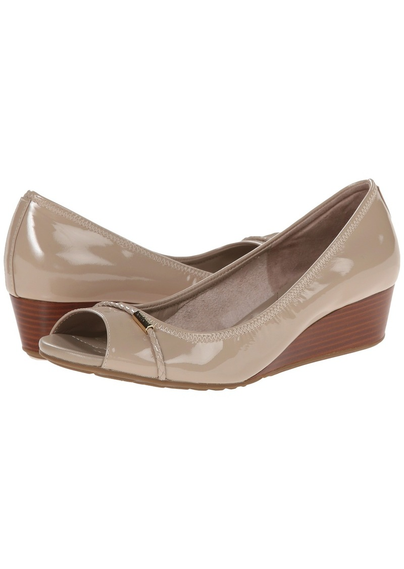 Cole Haan Tali Open Toe Wedge 40