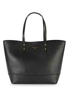 Cole Haan Textured Leather Tote