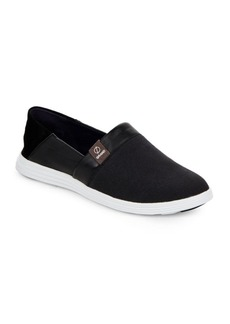 Cole Haan Textured Slip-On Sneakers