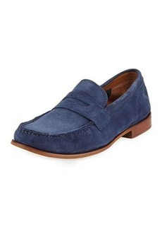 Cole Haan Topsail Penny II Suede Loafer