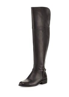 Cole Haan Valentia Leather Over-the-Knee Boots