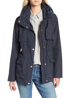 Cole Haan Water Repellent Hooded Parka
